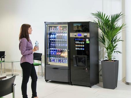 ¿Cómo saber si es conveniente tener una máquina de vending en tu empresa?