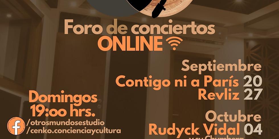 Foro de Conciertos Online