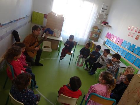 Les enfants du JEM: Décembre à Février 2019