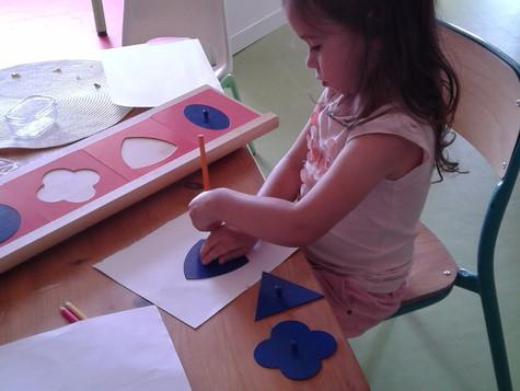 Beaux moments au Jardin des enfants Montessori Mai / Juillet