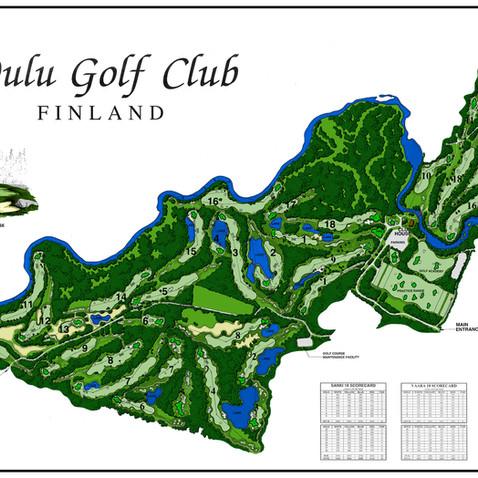 Sankivaaran golf-kenttä