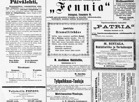Helsingin Sanomat vs. Osakeyhtiöt