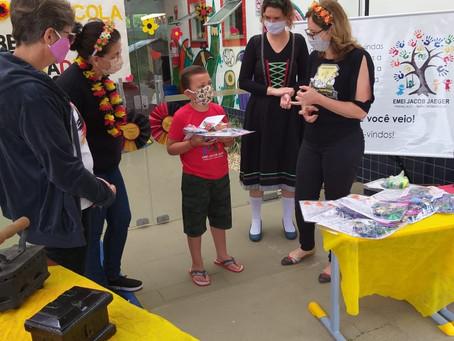 Escola de Nova Petrópolis realiza projeto de valorização à cultura germânica