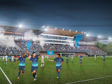 Gramadense terá estádio para 4 mil pessoas até o fim de 2022