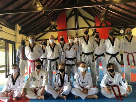 Nova Petrópolis sedia exame para Faixa Preta e 6º DAN em Taekwondo