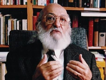 Encontros mensais abordarão obra de Paulo Freire
