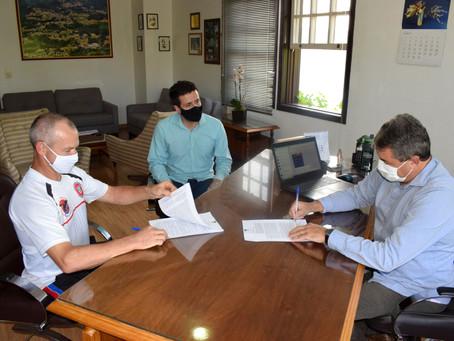 Nova Petrópolis firma parceria para a realização da Magia da Páscoa