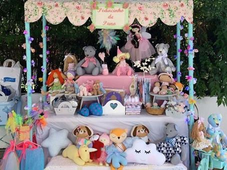 Feriadão tem feira de artesanato e artes visuais