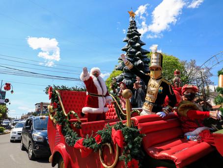 """""""Passeio do Noel"""" estreia nessa sexta-feira"""