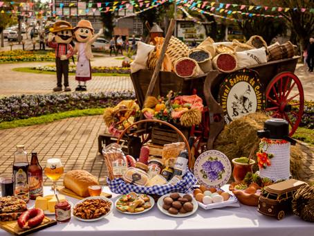 Festival Sabores da Colônia prestigia produção rural e artesanal de Nova Petrópolis