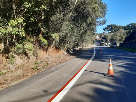 Mais segurança para ciclistas em Gramado