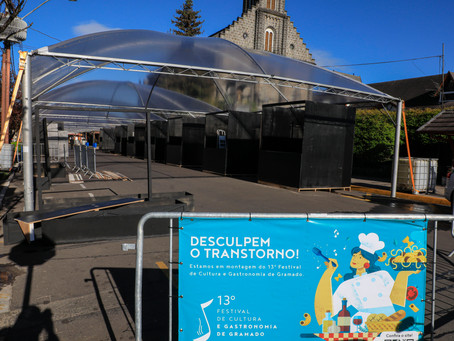 Festival de Cultura e Gastronomia marca a retomada de eventos presenciais em Gramado