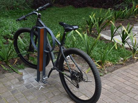 Nova Petrópolis inicia a instalação de bicicletários