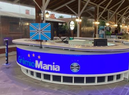 Canela terá loja do Grêmio em formato de miniatura da Arena