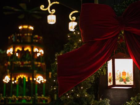Natal no Jardim da Serra terá programação cultural online