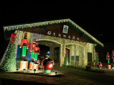 Confira as atrações do Natal Luz 2020