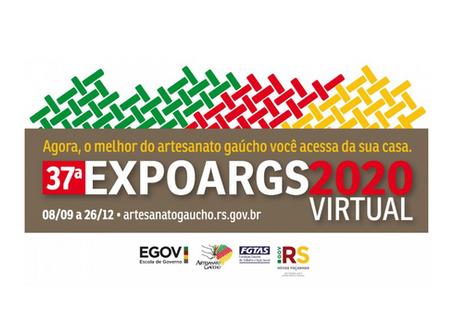 37ª Exposição de Artesanato do RS lança edital