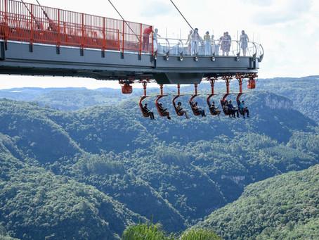 Abertura da Skyglass Canela marca nova fase no turismo gaúcho