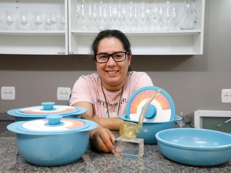 Arika Messa é a vencedora do Concurso Melhor Chef