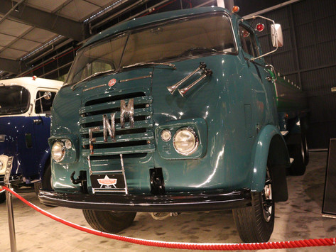 Canela ganha museu de caminhões que fizeram história no Brasil e no mundo