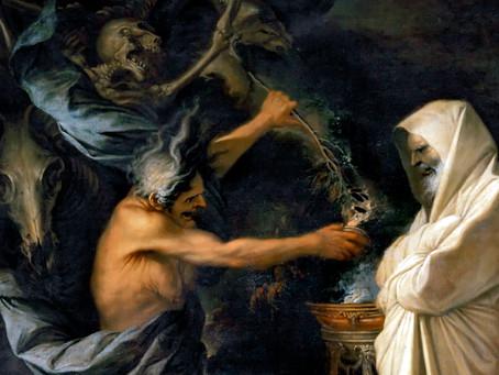 História da bruxaria será pauta da próxima palestra de Fabricio Dillenburg