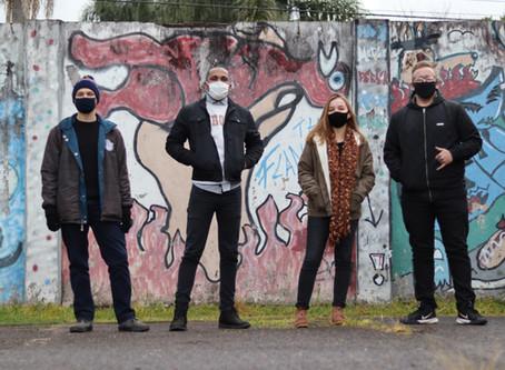 Banda de Nova Petrópolis aposta em positividade e originalidade