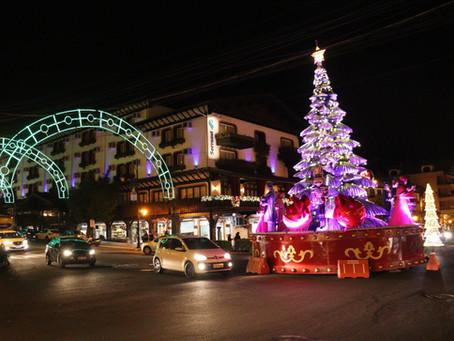 Fim de semana cheio de atrações no Natal Luz