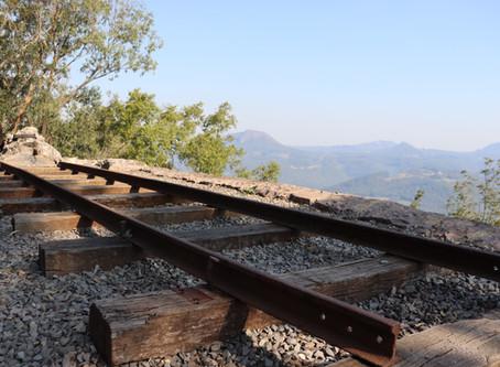 Rabicho ferroviário, uma estrela da história de Gramado
