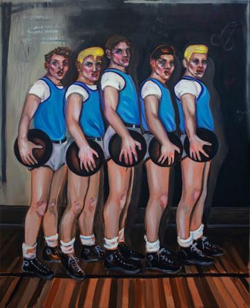 Ball boys, 2018
