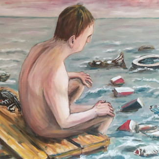 Pollution des mers