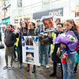 YCSN Campaign Walk
