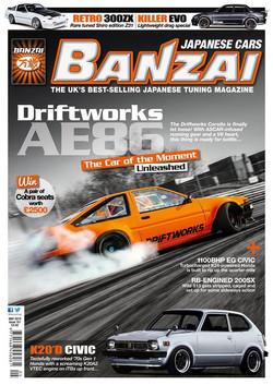 Banzai-Front-Cover