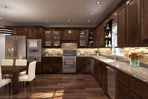 CUBITAC RIDGEWOOD CUBICCINO KITCHEN CABINETS KITCHEN AND BATH EXPRESS