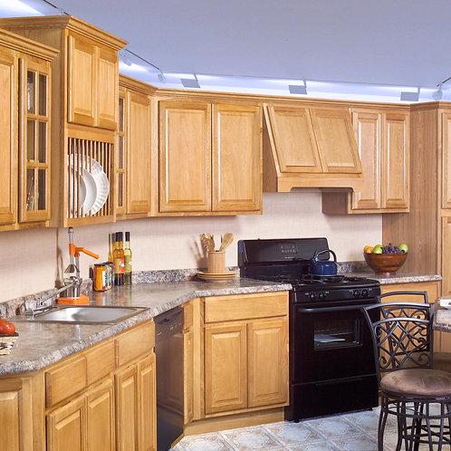 Cnc Country Oak Kitchen cabinets kitchen and bath express