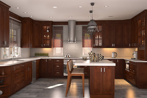 CUBITAC DOVER CAFE KITCHEN CABINETS KITCHEN AND BATH EXPRESS