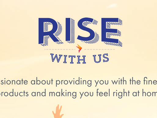 RISE WITH US