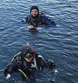 James Bramley | PADI DiveMaster | Dagenham | Essex | PADI Pro