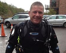PADI OWSI | Tony Boys | Bespoke Scuba Diving | Dagenham | Essex