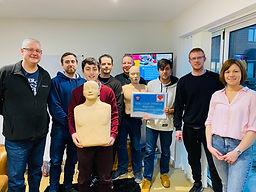 First Aid | Emergency First Respose | Bespoke Scuba Diving | Dagenham | Essex