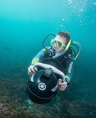 PADI DPV | Bespoke Scuba Diving | Dagenham | Essex