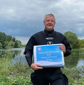 PADI Self Reliant Diver | Bespoke Scuba Diving | Dagenham | Essex