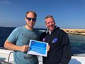PADI Boat Diver - Besoke Scuba Diving - Dagenham Essex