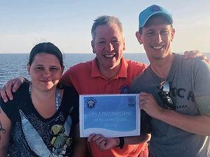 PADI Night Diver | Bespoke Scuba Diving | Dagenham | Essex