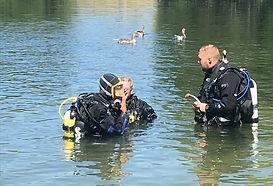Chris Stephens | PADI Divemaster | Bespoke Scuba Diving | Dagenham | Essex