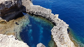 The Blue Hole | Azure Window | Gozo | Malta | Bespoke Scuba Diving