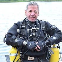 Paul French - Staff Instructor, Bespoke Scuba Dagenham Essex