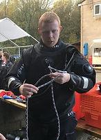 James Stubbs | PADI Divemaster | Bespoke Scuba Diving | Dagenham | Essex
