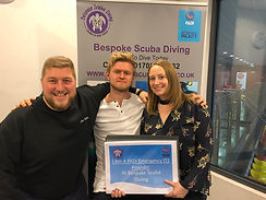 Bespoke Scuba Diving - Dagenham - Essex - PADI Emergency Oxygen Provider