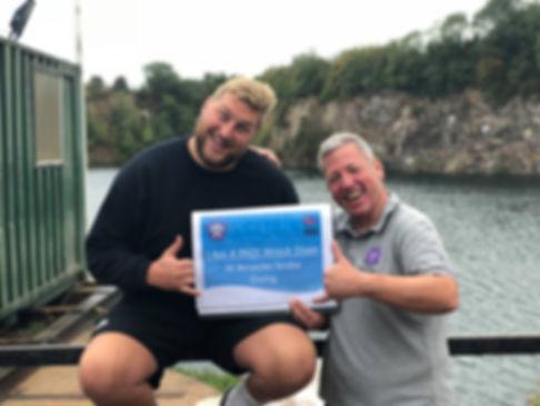 PADI Wreck Diver | Chris Stephens | Bespoke Scuba Diving