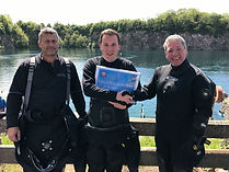 PADI Wreck Diver - Bespoke Scuba Diving - Dagenham Essex